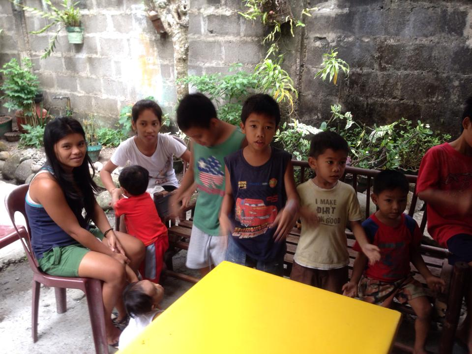 TVBC Brgy. Bata Outreach 22-FEB-2014