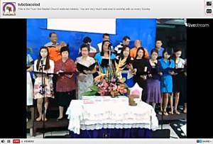 TVBC Choir 2015-02-01