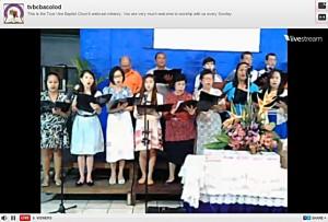 TVBC Choir  20150201