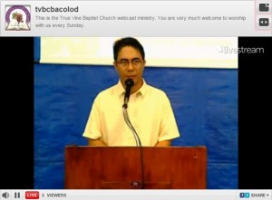 Pastor Aster Opening  Welcome 2015-02-01