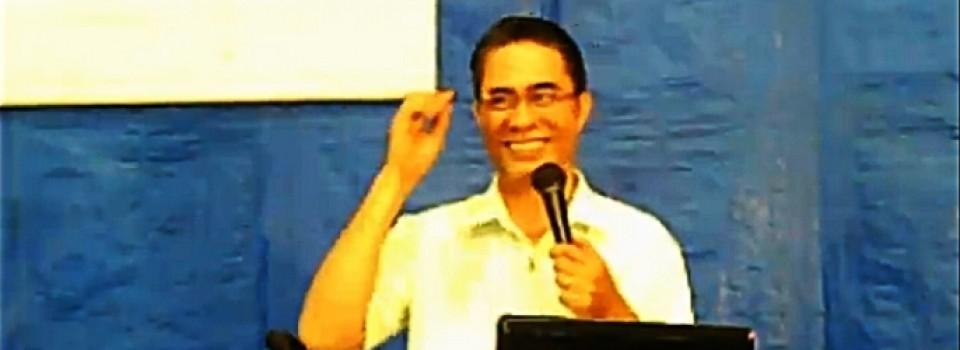Pastor Aster Dedoroy