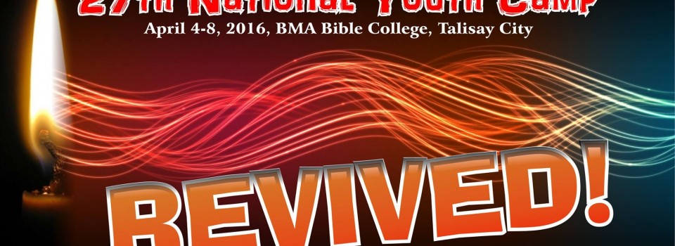 BMAP 27th National Youth Camp