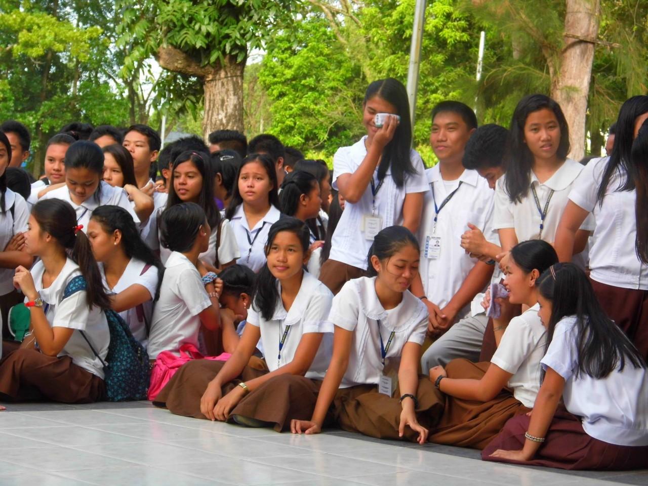 Ramon Torres National High School Evangelism